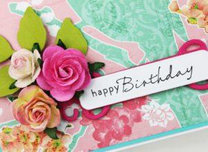 С днем Рождения - поздравления в открытках