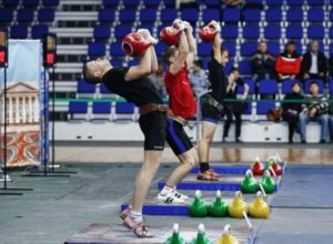 День спортсменов силовых видов спорта ( День силы)