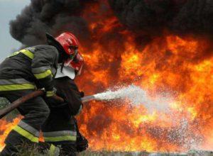 День пожарной охраны МЧС России